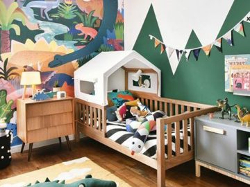 10 Best Kids Room Ideas With Adventure And Traveling Theme | Home Design And Interior