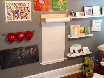 Gender Neutral Kid Rooms Design Ideas