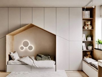 45 Cozy Bedroom Design Ideas for Your Children's - decorrea.com