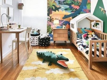 47  Best Dinosaur Bedroom Children Inspiration