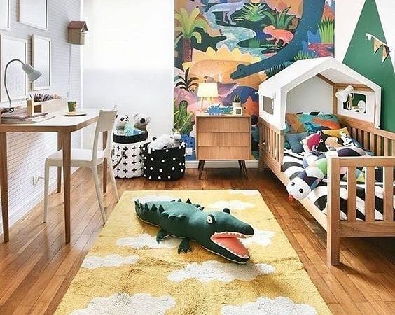 47 Best Dinosaur Bedroom Children Inspiration