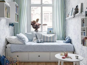 5 smart ideas for your small children's room - Lunamag.com