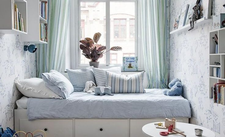 5 smart ideas for your small children's room