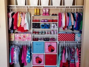 65 Clever Kids Bedroom Organization and Tips Ideas - pickndecor.com/furniture