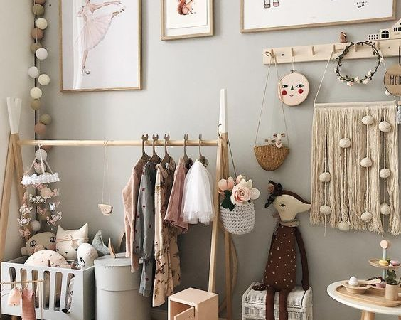 COLORFUL, CREATIVE, AND UNDENIABLY COOL KIDS ROOM