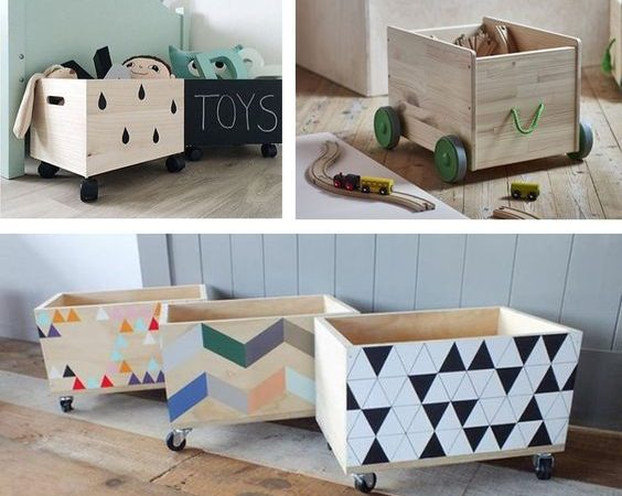 Stylish Ways to Hide Toys