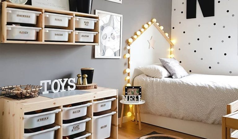 You'll Find This Children Room Design The Most Fun!