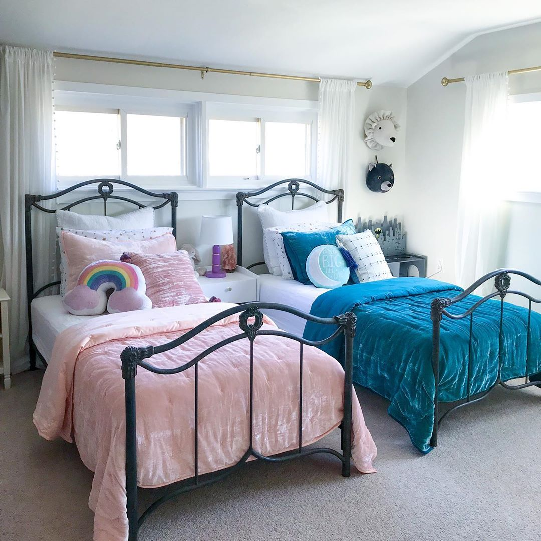 kids room ideas shared boy and girl